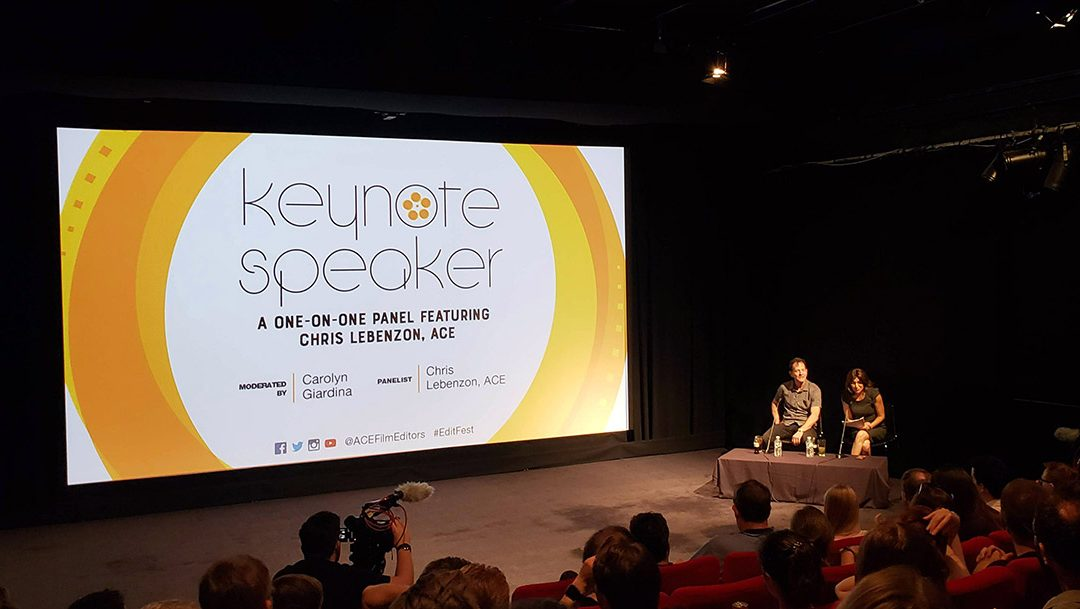 What We Learned at ACE EditFest London 2018