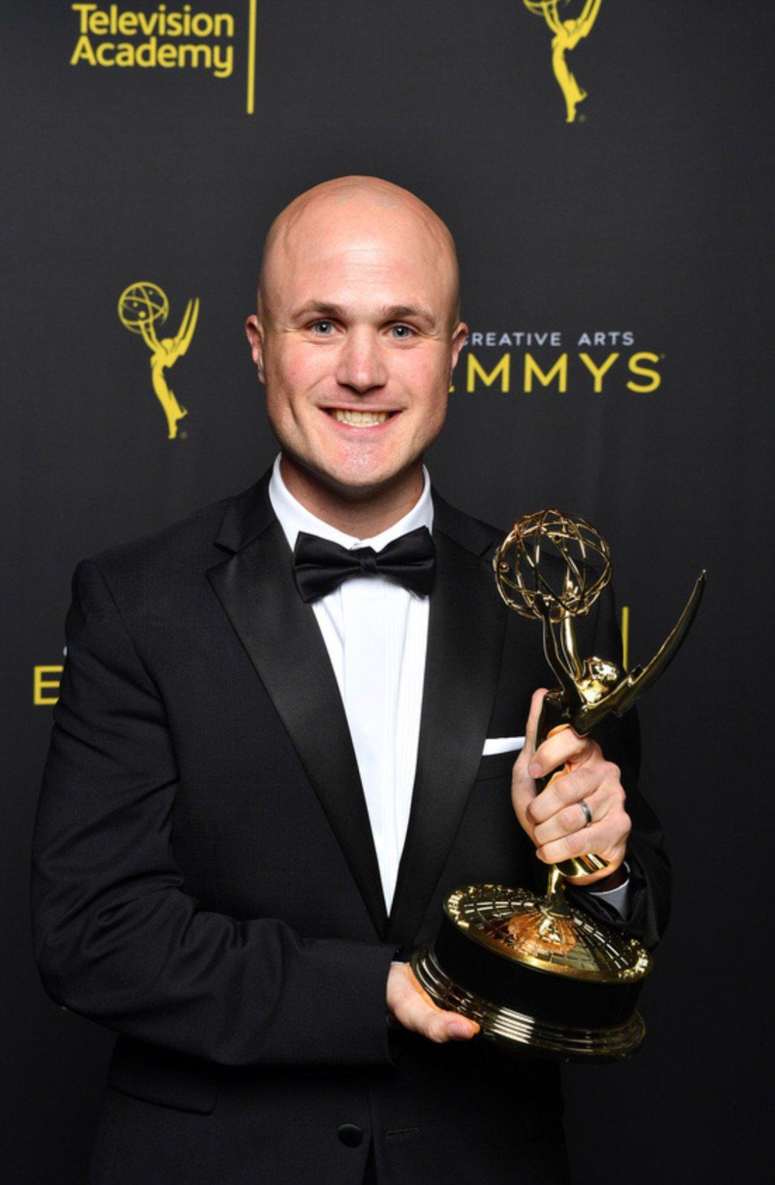 Simon Smith - Emmy