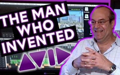 Avid Media Composer Inventor Bill Warner Interview